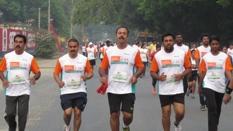 Team Abad Running for Spice Coast Marathon