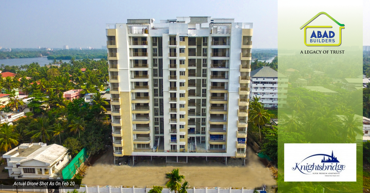 Abad KnightsBridge Apartments in Kochi