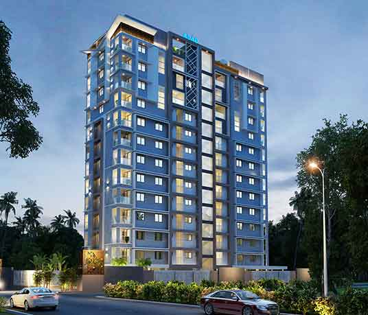 Luxury Flats & Apartments For Sale In Kochi