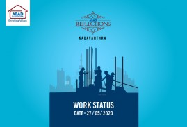 ABAD Reflections  work status as on 2020-05-28