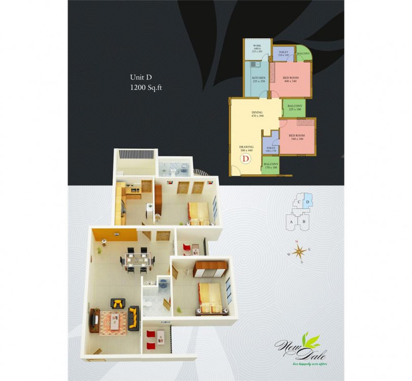 typical floor plan - Typical floor plan - New Dale